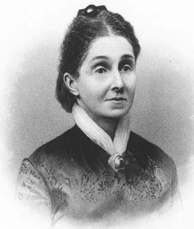 Virginia Minor, whose attempts to register as a voter gave rise to the Minor v. Happersett case