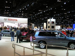 The 2006 Chicago Auto Show.