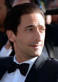 Brody at the 2013 Cannes Film Festival