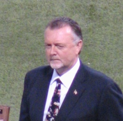 Hall of Famer Bert Blyleven played 11 seasons for the Twins