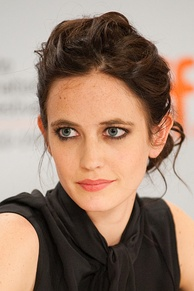 French actress Eva Green was the first female winner