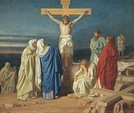 Crucifixion of Christ, 1873