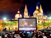 The Guadalajara International Film Festival is considered the most prestigious film festival in Latin America.