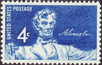 Lincoln MemorialIssue of 1959