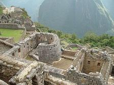 Храм солнца в Мачу-Пикчу