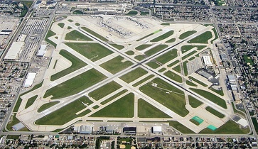 Midway International Airport, Chicago, Illinois (1935–1939)
