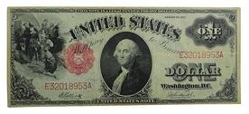$1 1917 года