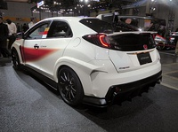 Mugen Civic Type R concept