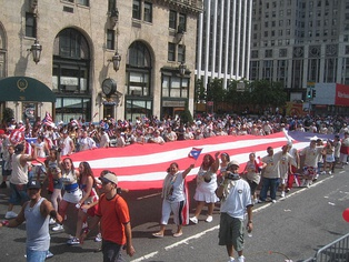 National Puerto Rican Parade in New York City, 2005