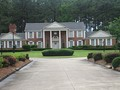 The President's Home at Grambling State University is particularly elegant and stately.