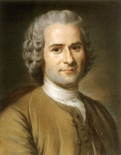 Jean-Jacques Rousseau wrote in Geneva during the 18th century