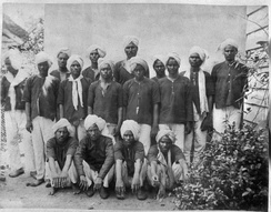 Immigrants from India