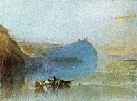 Scène of the Loire, by J. M. W. Turner.