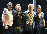 U2 are the only group act to win twice in 1988 and 2006