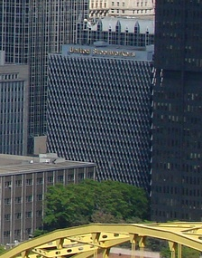 Headquarters in Pittsburgh: Five Gateway Center