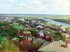 A view of Vladimir in 1911