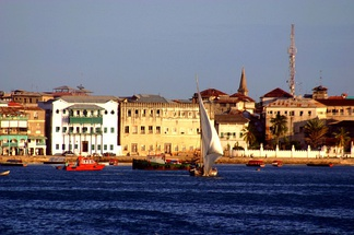 Stone Town: the Zanzibar Archipelago's main city