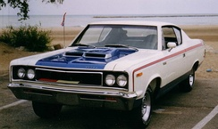 1970 AMC The Machine