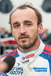 Robert Kubica returned to Formula One for the first time since his 2011 rallying accident, driving in Free Practice sessions for Williams.