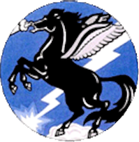 Emblem of the World War II 504th Fighter Squadron