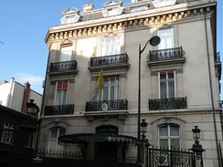 Apostolic Nunciature in Paris