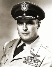 The base's namesake, Brigadier General Robert F. Travis.