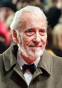 Christopher Lee at Berlinale in 2013