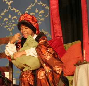 The Imaginary Invalid (School theater performance)