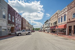 Photo from Small Town Indiana photo survey.