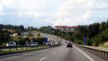 S6 expressway Tricity