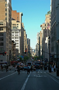 Fifth Avenue, New York City