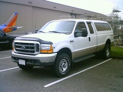 1999–2001 Ford F-250 SuperCab