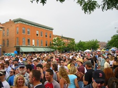 The 2004 Colorado Brewers Festival in Fort Collins