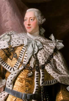 "The Declaration of Independence accused King George III of ""transporting us beyond Seas to be tried""[36]"