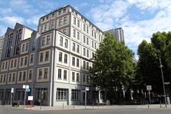 HVD headquarters in Berlin.