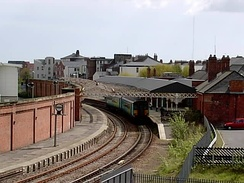 Hartlepool railway station