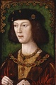 King Henry VIII of England, second son and successor