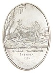 1792 Indian Peace Medal