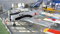 Japan Air Self-Defense Force T-28B