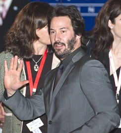 Canadian film actor Keanu Reeves is of English, Irish, Portuguese, Native Hawaiian, and Chinese descent.[16][17][18]