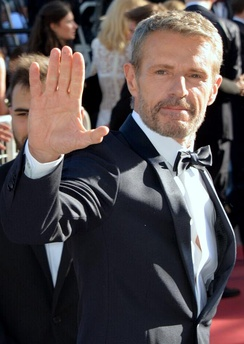 Wilson at the 2016 Cannes Film Festival
