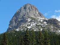 Liberty Bell Mountain in the North Cascades