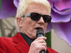 Heino, is a Schlager and Volksmusik singer.