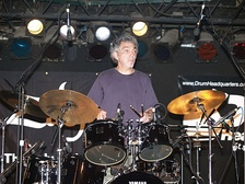 Steve Gadd is a session musician who has been hired to play drums in many studio recordings in a large range of styles including jazz, rock, fusion and R&B.