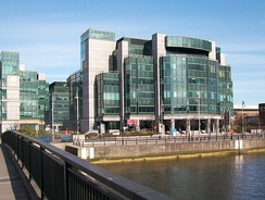 International Finance Centre, Dublin, Ireland.  Ireland is a top 5 Conduit OFC, the largest global tax haven,[1][2] and the 3rd largest OFC shadow banking centre.[3]