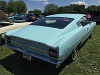 1969 Ford Fairlane 500 Sportsroof Fastback