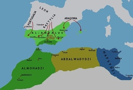 Almohads after 1212