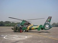 AS365 Dauphin helicopter of Bangladesh Army Aviation Group
