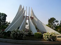 Compton martin luther king monument.jpg