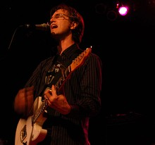 Dan Wilson performing in 2008